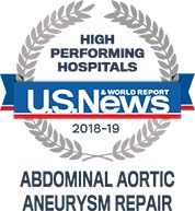 U.S. News and World Report 2018 Abdominal Aortic