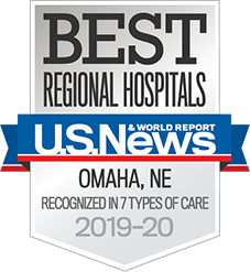 Featured in U.S. News Best Hospitals of 2019-2020