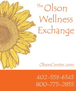 Olson Wellness Exchange Logo and Phone Number