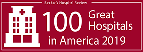 Becker's Great Hospitals