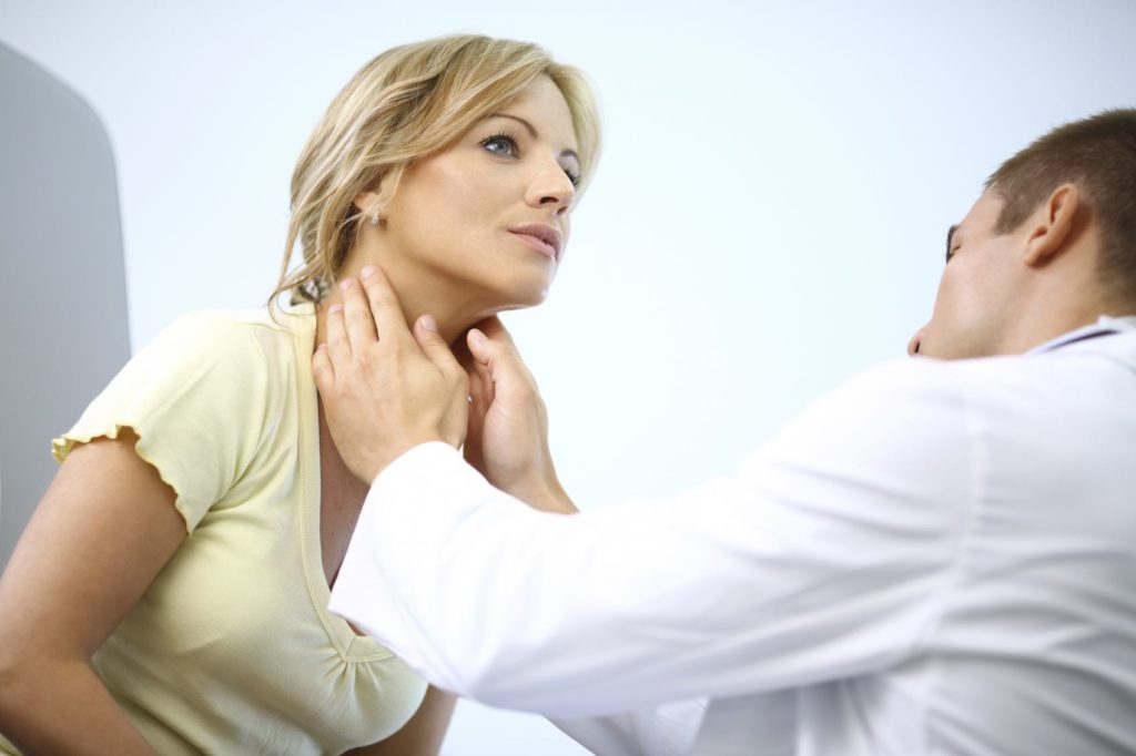 I Have Thyroid Nodules Should I Be Worried Nebraska Medicine