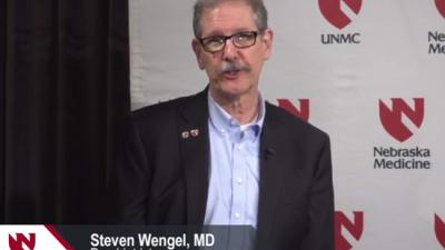 Steven Wengel, MD, talks about stress related to all the changes in daily life from COVID-19