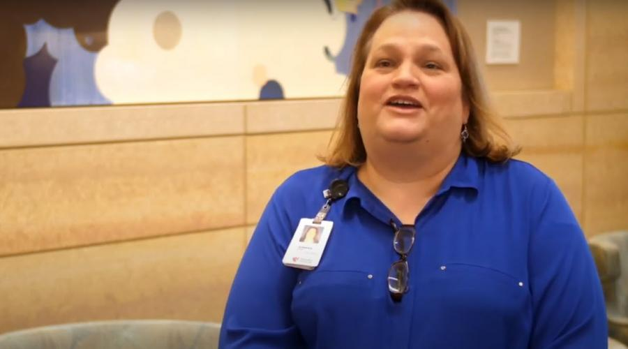 Jennifer Sparrock, Psychiatric Emergency Services Manager discusses the program and who they want to hire.